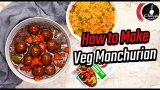 How To Make Veg Manchurian At Home