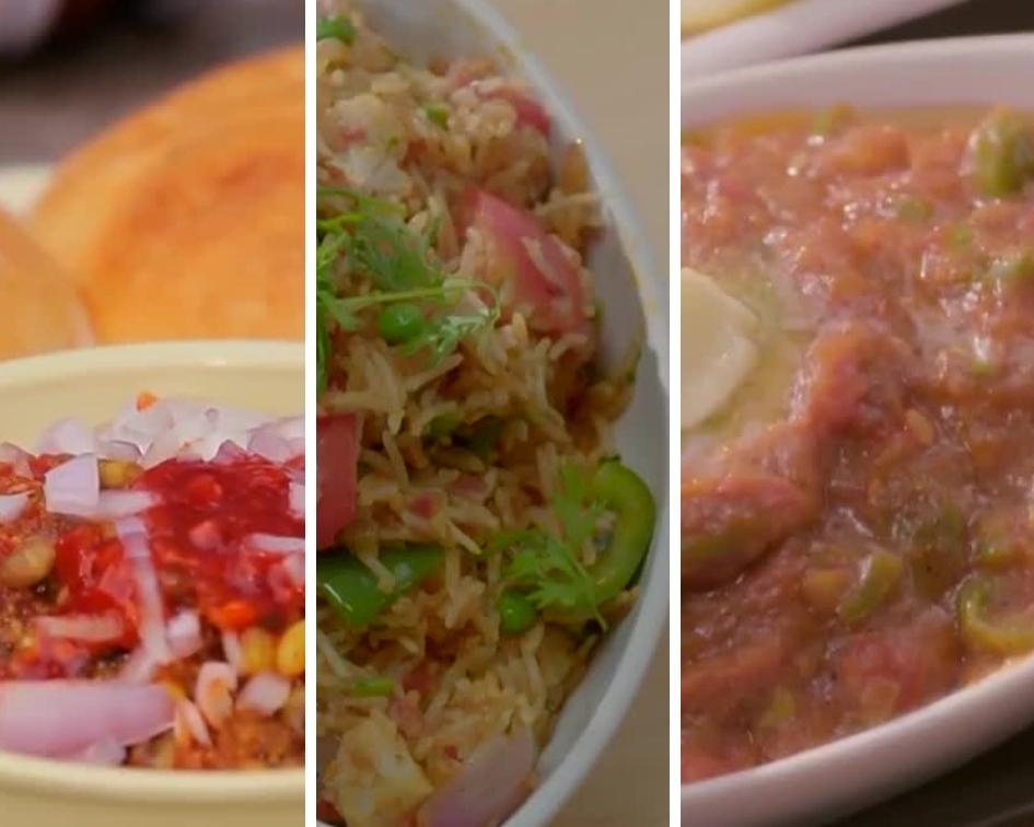 These Street Foods crave a Schezwan Intervention