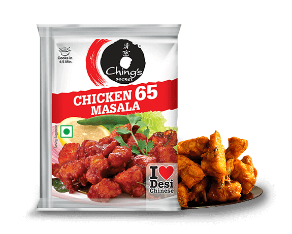 Chicken 65 Masala
