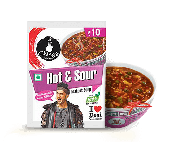 Hot & Sour Instant Soup