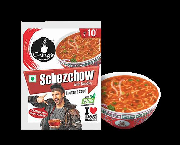 Schezchow Instant Soup
