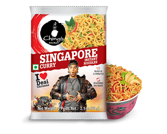 Singapore Instant Noodles