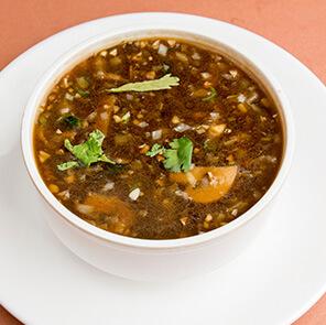 Manchow Instant Soup