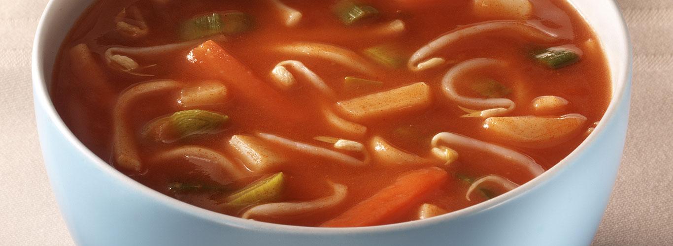 Hot & Sour Instant Soup